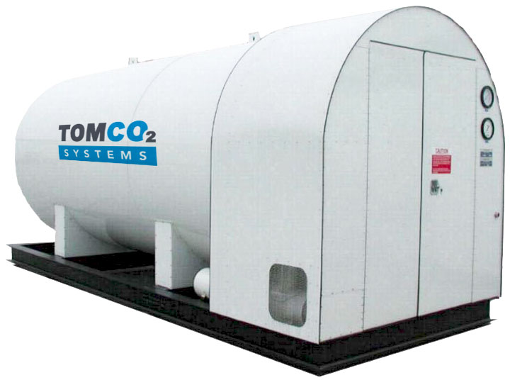 TOMCO2 CO2 Storage Tank