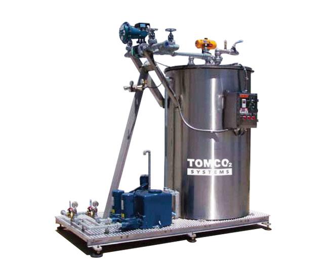 Liquid CO<sub>2</sub> Vaporizers