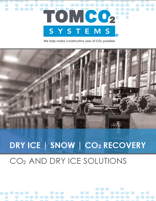 Download our Dry Ice Brochure